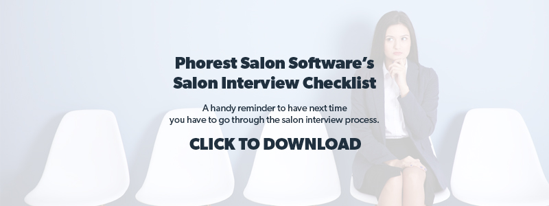 salon interview