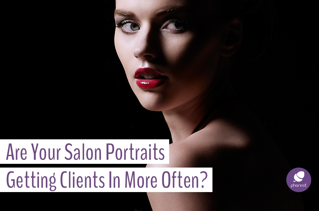 salon portraits