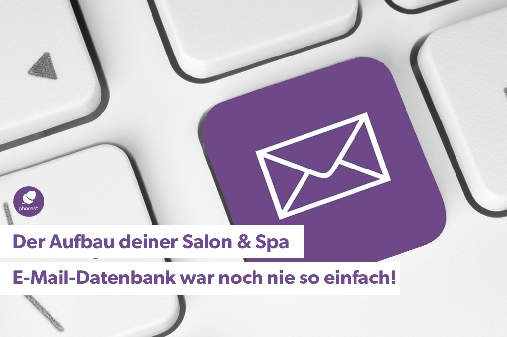 Salon Spa E-Mail Datenbank