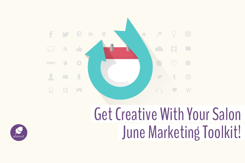 salon june marketing