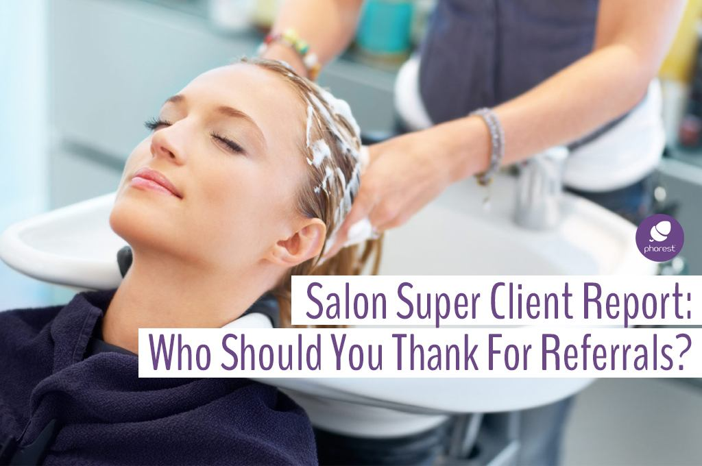 salon referral