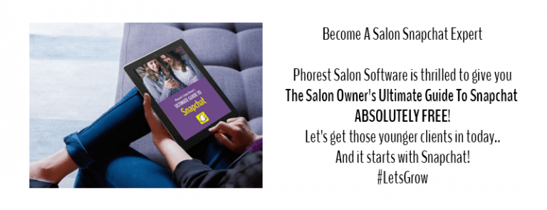 salon instagram business profile