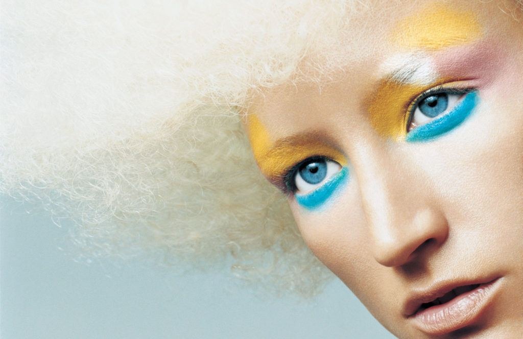 salon visual marketing