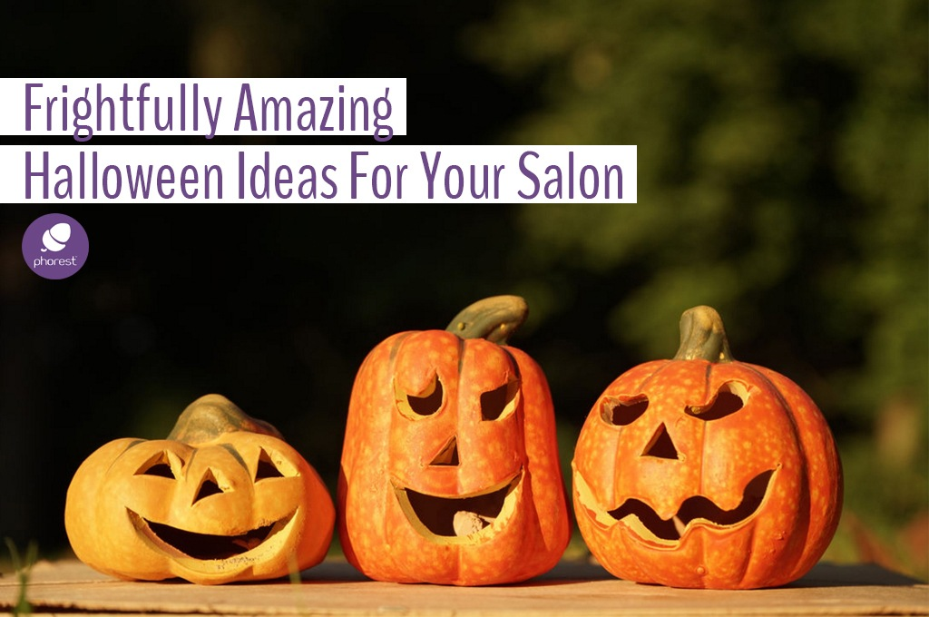 salon halloween guide