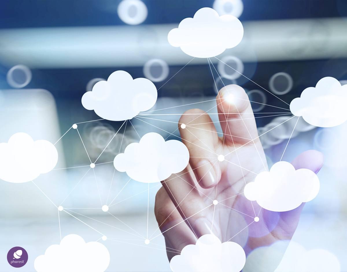Phorest's cloud storage