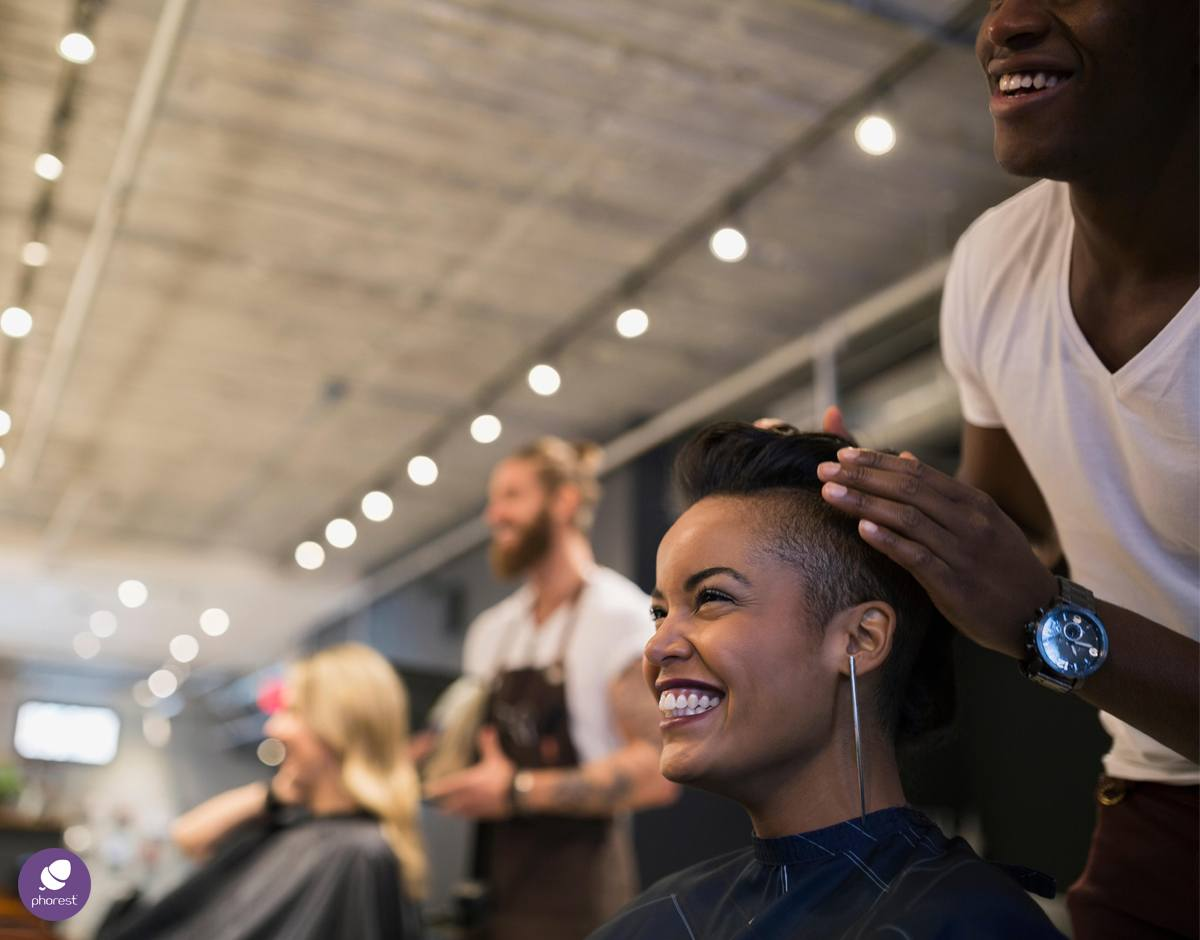 salon industry