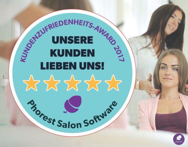 Kundenzufriedenheits-Award