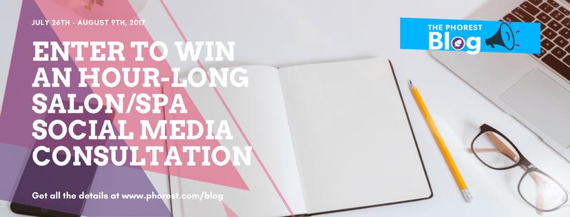 salon social media consultation