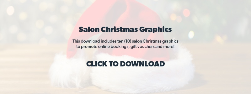 Christmas salon marketing ideas