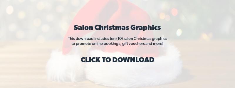 Christmas salon marketing ideas