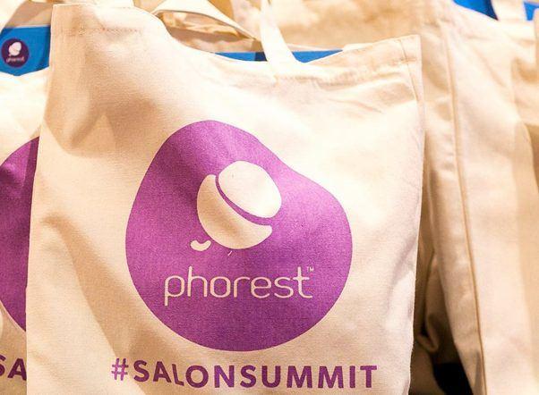 salon owners summit 2018 goodie bag