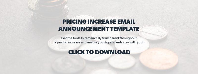PricingIncreaseEmailTemplate_BlogBanner Salon Letters To Clients Template on mental health, thank you, complaint response,