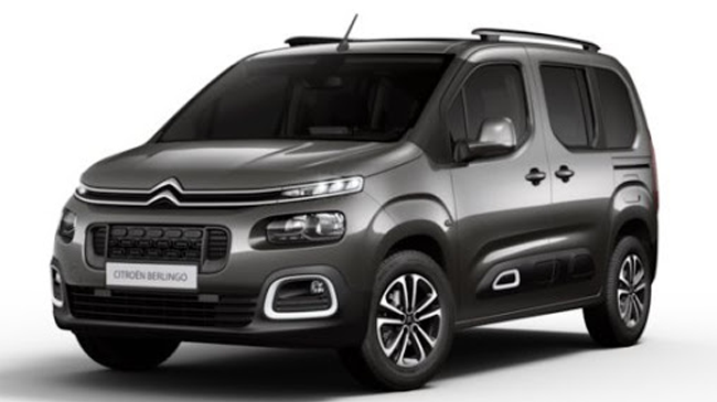 CITROEN BERLINGO 3 MULTISPACE III TAILLE M 1.2 PURETECH 130 S&S FEEL EAT8
