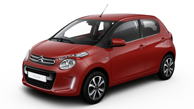 CITROEN C1 (2E GENERATION) II 1.0 AIRSCAPE VTI 72 S&S URBAN RIDE 5P