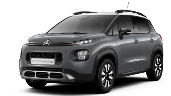 citroen c3 aircross 1 6 bluehdi 120 s s shine bv6 neuve diesel 5 portes neuilly plaisance le. Black Bedroom Furniture Sets. Home Design Ideas