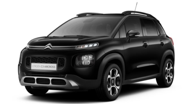 citroen c3 aircross 1 2 puretech 110 s s shine neuve. Black Bedroom Furniture Sets. Home Design Ideas