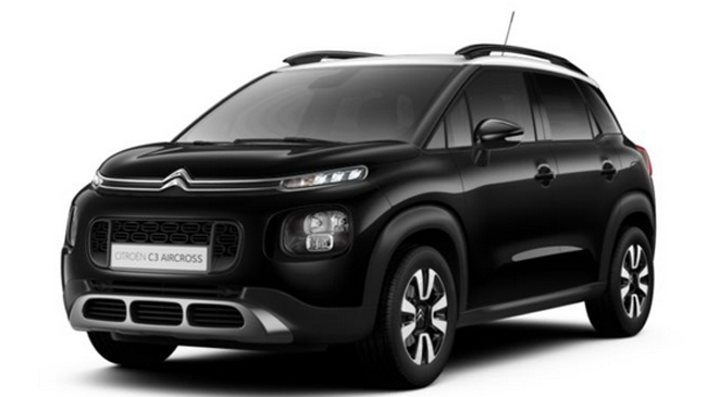 citroen c3 aircross 1 2 puretech 110 s s feel eat6 neuve essence 5 portes tulle nouvelle aquitaine. Black Bedroom Furniture Sets. Home Design Ideas