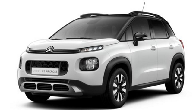 citroen c3 aircross 1 2 puretech 130 s s shine bv6 neuve essence 5 portes saint denis le de. Black Bedroom Furniture Sets. Home Design Ideas