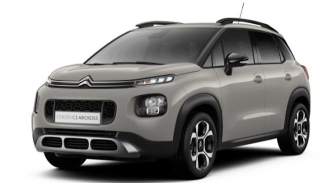 citroen c3 aircross 1 2 puretech 110 s s shine business. Black Bedroom Furniture Sets. Home Design Ideas