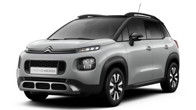 citroen c3 aircross 1 2 puretech 110 s s feel eat6 neuve essence 5 portes mougins provence. Black Bedroom Furniture Sets. Home Design Ideas