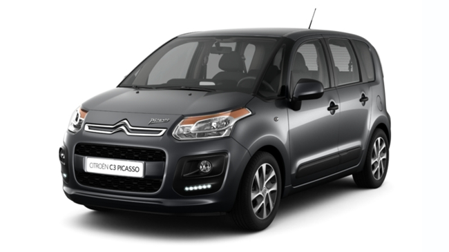 citroen c3 picasso 2 1 6 bluehdi 100 feel edition neuve diesel 5 portes ch teaubriant pays de. Black Bedroom Furniture Sets. Home Design Ideas