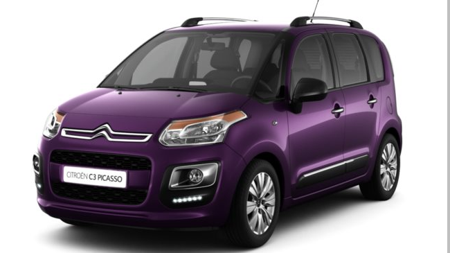 citroen c3 picasso 2 1 6 bluehdi 100 confort neuve diesel 5 portes perpignan occitanie. Black Bedroom Furniture Sets. Home Design Ideas