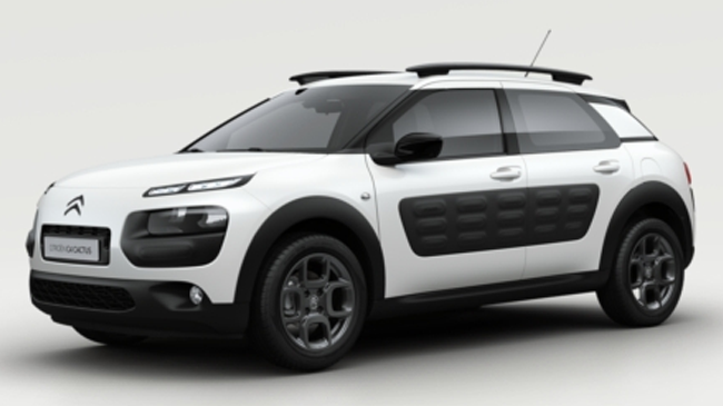 citroen c4 cactus 1 2 puretech 82 shine neuve essence 5. Black Bedroom Furniture Sets. Home Design Ideas