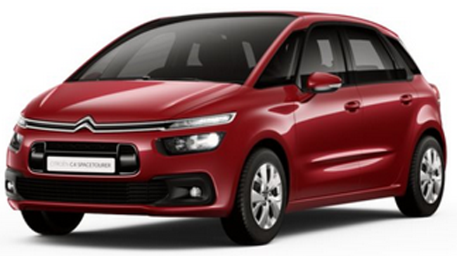 citroen c4 spacetourer 2 0 bluehdi 160 s s feel eat8 neuve diesel 5 portes narbonne occitanie. Black Bedroom Furniture Sets. Home Design Ideas