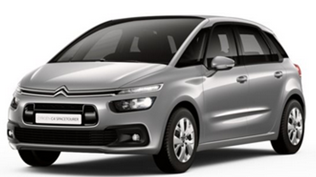 citroen c4 spacetourer 2 0 bluehdi 160 s s shine eat8 neuve diesel 5 portes rambouillet le de. Black Bedroom Furniture Sets. Home Design Ideas
