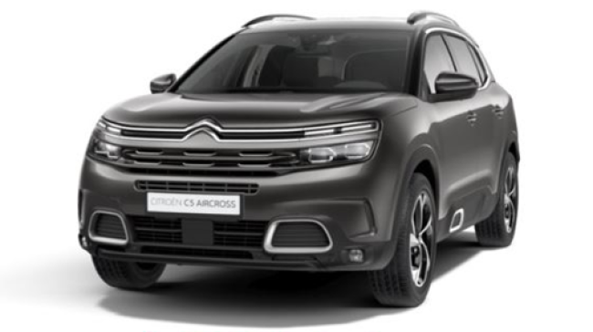CITROEN C5 AIRCROSS 1.2 PURETECH 130 S&S SHINE EAT8