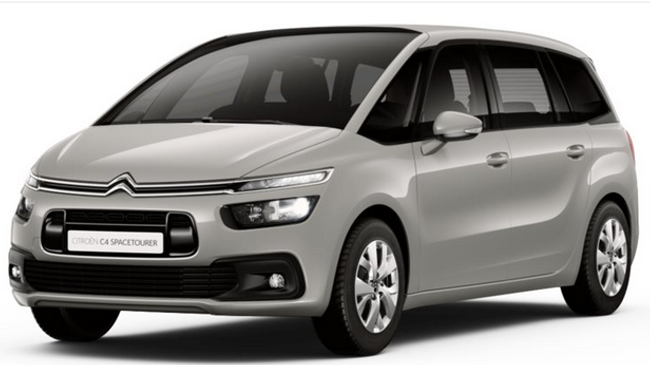citroen grand c4 spacetourer 2 0 bluehdi 160 s s feel eat8 neuve diesel 5 portes tulle nouvelle. Black Bedroom Furniture Sets. Home Design Ideas