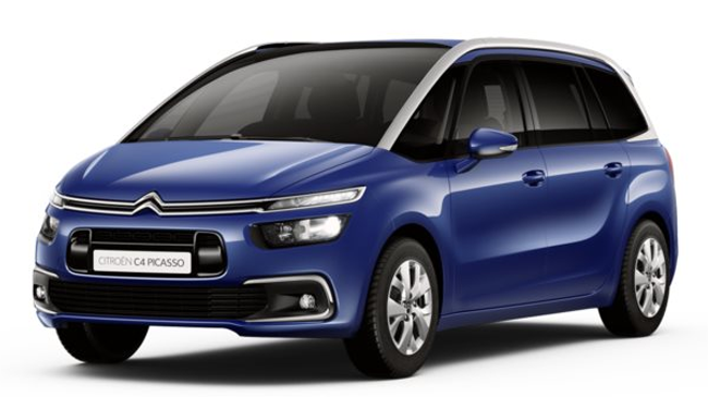 citroen grand c4 picasso 2 ii 2 1 6 bluehdi 120 s s feel eat6 neuve diesel 5 portes toulouse. Black Bedroom Furniture Sets. Home Design Ideas