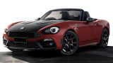 ABARTH 124 (2E GENERATION) SPIDER II 1.4 TURBO 170 TURISMO BVA