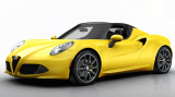 Photo de ALFA ROMEO 4C SPIDER