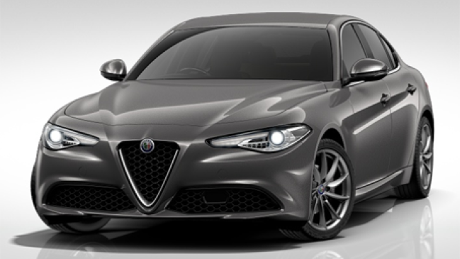 ALFA ROMEO GIULIA 2 II 2.2 136 SUPER AT8
