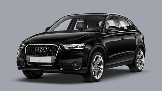 audi q3 2 2 0 tdi 150 ambition luxe s tronic 7 neuve. Black Bedroom Furniture Sets. Home Design Ideas