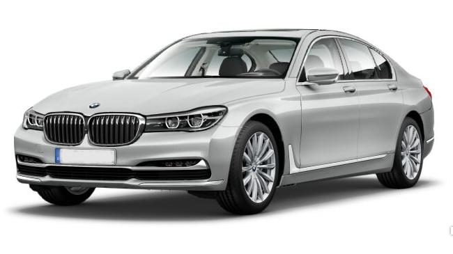 Teinte de carrosserie métallisée BMW Individual Frozen Arctic Grey metallisée