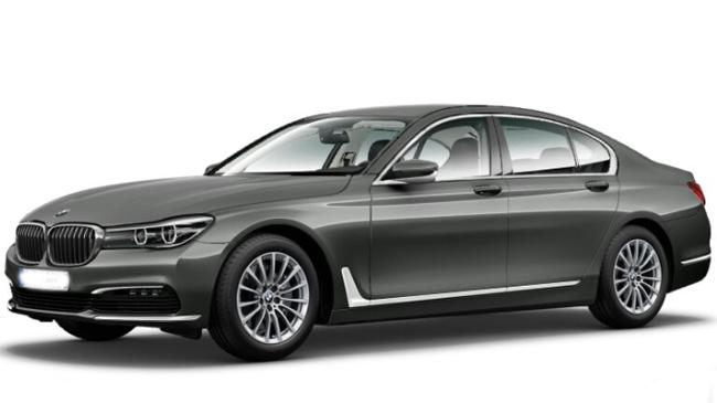 Teinte de carrosserie métallisée BMW Individual Frozen Dark Silber