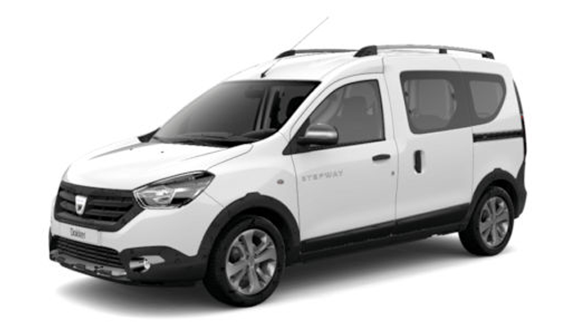 dacia dokker stepway stepway 1 5 dci 90 eco2 neuve diesel. Black Bedroom Furniture Sets. Home Design Ideas