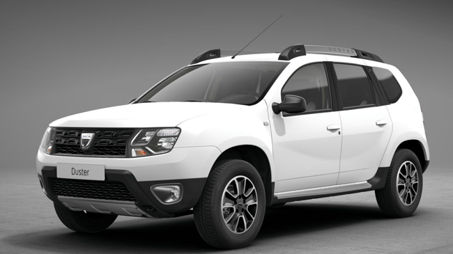 dacia duster 2 1 5 dci 110 black touch 4x2 neuve diesel. Black Bedroom Furniture Sets. Home Design Ideas