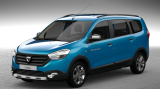 Photo de DACIA LODGY STEPWAY
