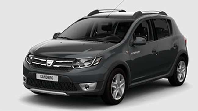 dacia sandero 2 stepway ii 2 stepway dci 90 neuve diesel 5 portes noisiel le de france. Black Bedroom Furniture Sets. Home Design Ideas