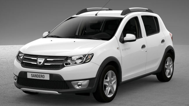 dacia sandero 2 stepway ii 2 stepway dci 90 neuve diesel. Black Bedroom Furniture Sets. Home Design Ideas