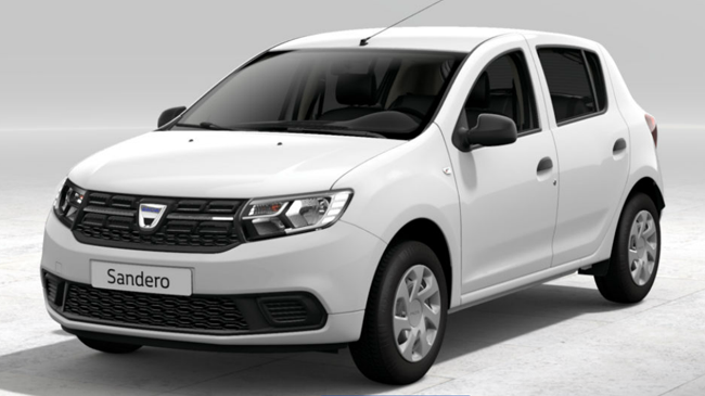 dacia sandero 2 ii 2 1 5 dci 90 explorer neuve diesel 5 portes auch occitanie. Black Bedroom Furniture Sets. Home Design Ideas