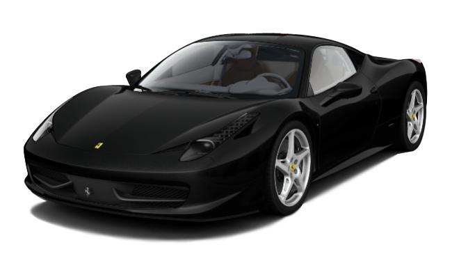 Nero Daytona métallisé