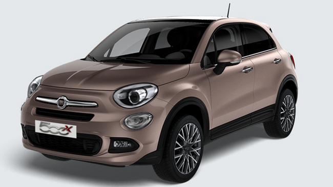 fiat 500 x 1 6 multijet 120 popstar 4x2 neuve diesel 5 portes n mes occitanie. Black Bedroom Furniture Sets. Home Design Ideas