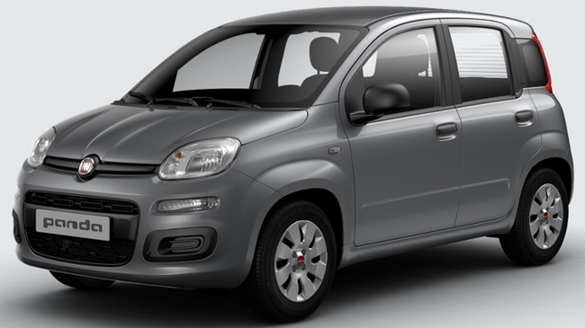 fiat panda 3 iii 1 2 8v 69 easy neuve essence 5 portes al s occitanie. Black Bedroom Furniture Sets. Home Design Ideas
