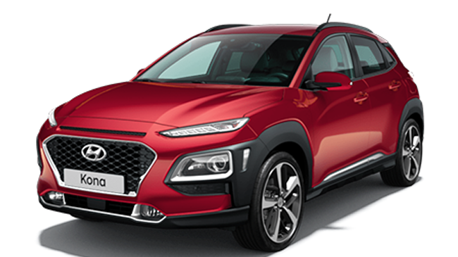 HYUNDAI KONA 1.0 T-GDI 120 EXECUTIVE