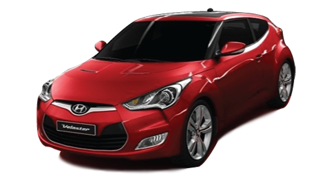 Veloster Red uni