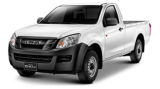 ISUZU D-MAX 2 II (3) SINGLE SATELLITE 4X2 1.9